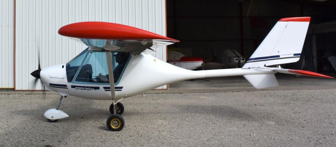 Devenez pilote d'ULM